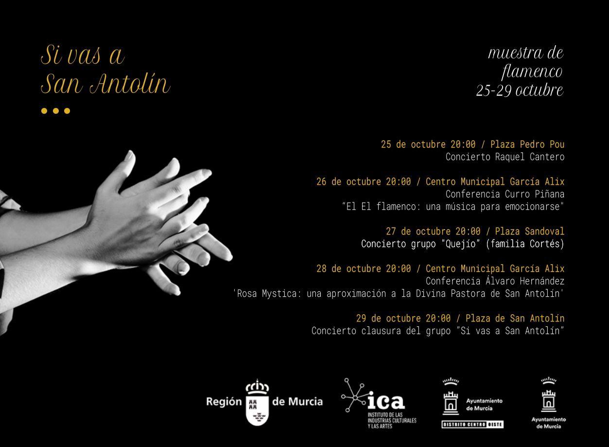 Festival de Flamenco San Antolín