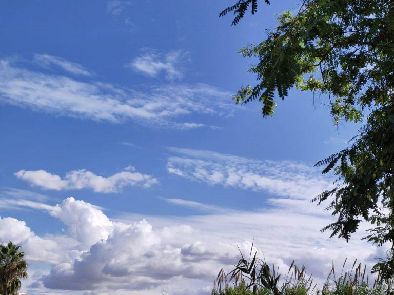El cielo soleado predominará mañana en casi toda España menos en Murcia, Pirineos, Baleares y Cantábrico, donde lloverá