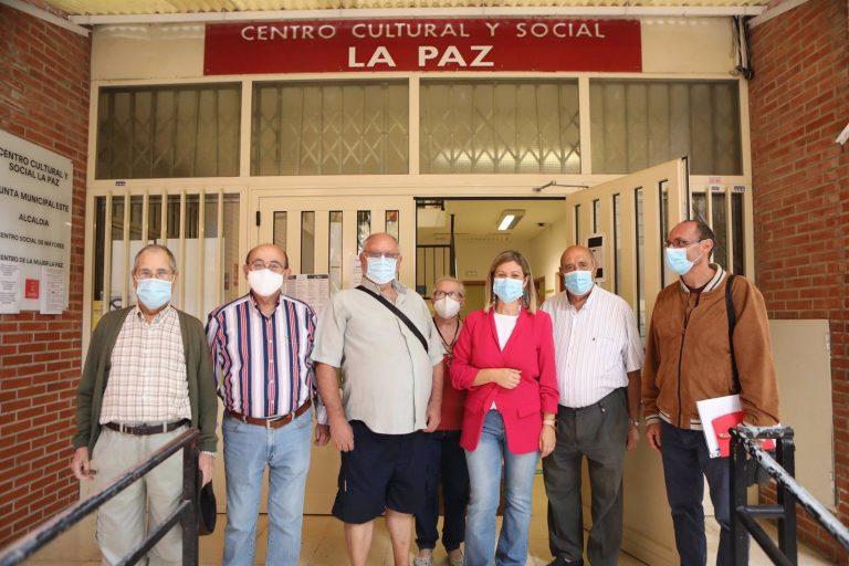 """El Ayuntamiento de Murcia afirma que la reapertura de los centros de mayores sigue a """"buen ritmo"""""""