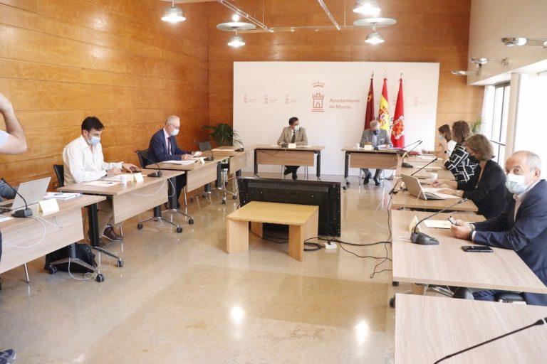 Aguas de Murcia pedirá fondos europeos para la mejora ambiental del Segura e impulso de sistemas de drenaje sostenible