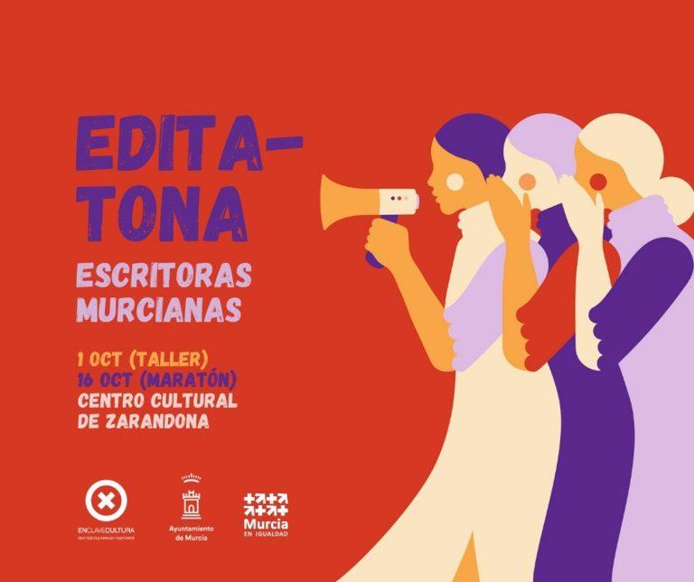 Zarandona (Murcia) acoge este sábado una maratón de edición en Wikipedia para celebrar el Día de las Escritoras