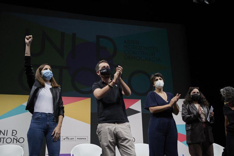 """Iglesias reclama """"calma y sonrisas"""" a Podemos porque la """"batalla"""" de la reforma laboral está """"ganada"""""""