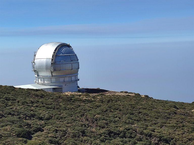 Convierten la fibra óptica de La Palma en una red de sensores para monitorizar la actividad del volcán